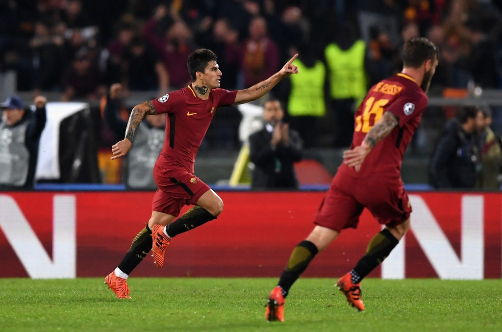tran AS Roma 3-0 Chelsea anh 12
