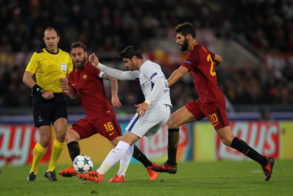 tran AS Roma 3-0 Chelsea anh 8