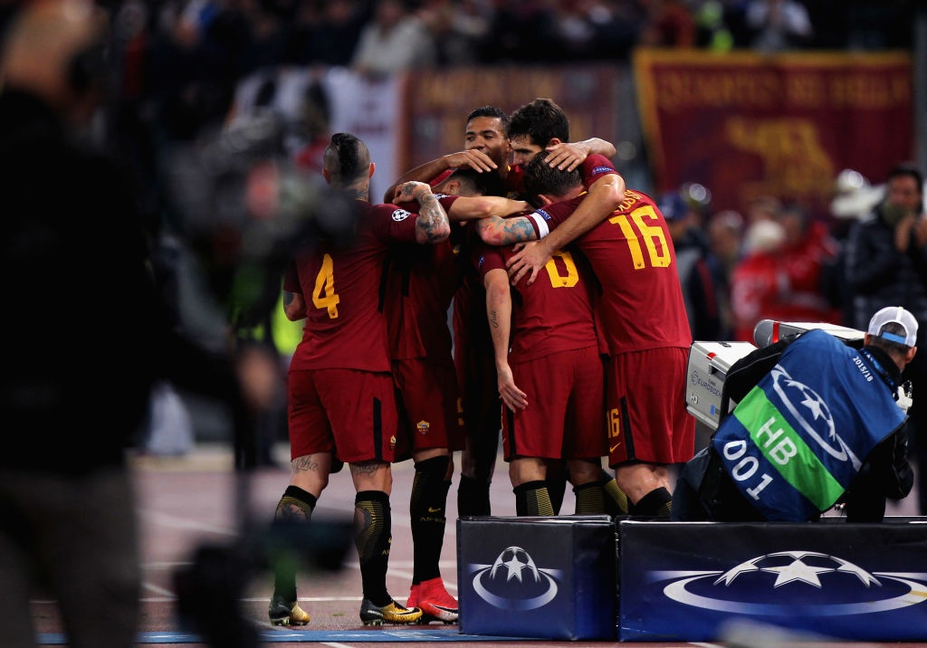 tran AS Roma 3-0 Chelsea anh 16