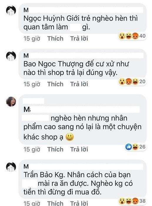 Hang Truong The Vinh to va cac cua hang dap tra cho bua thi duoc gi? hinh anh 3