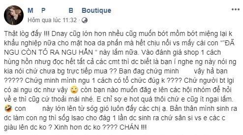 Hang Truong The Vinh to va cac cua hang dap tra cho bua thi duoc gi? hinh anh 6