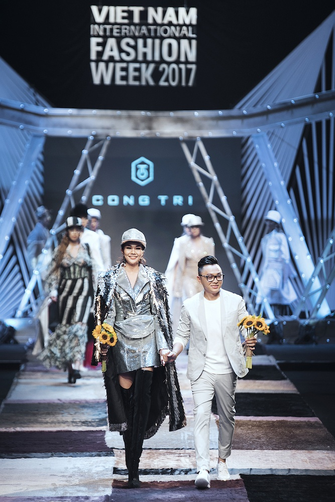 Aquafina Vietnam International Fashion Week 2019 anh 13