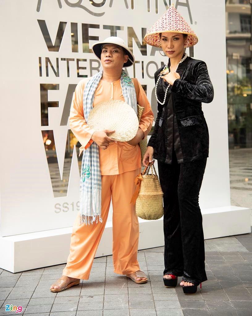 Aquafina Vietnam International Fashion Week 2019 anh 12