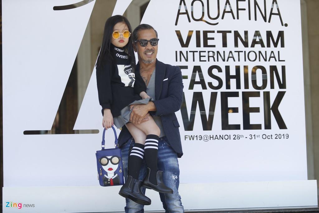 Aquafina Vietnam Internationl Fashion Week 2019 anh 9