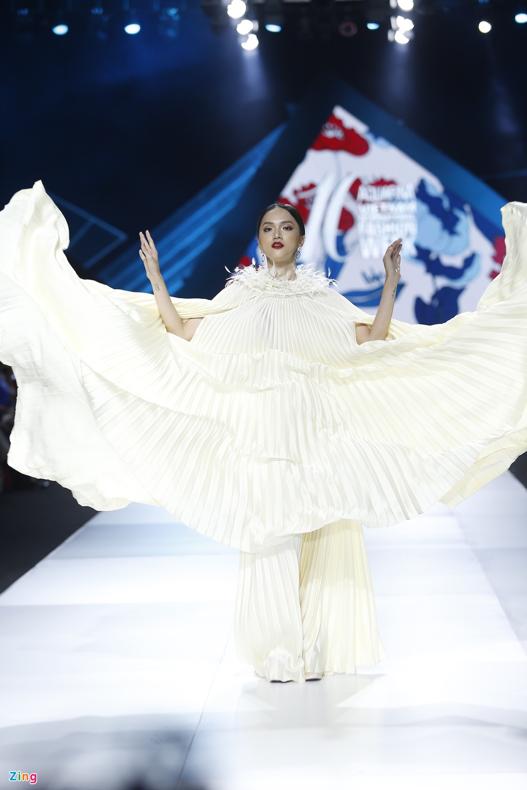 Aquafina Vietnam International Fashion Week 2019 anh 46