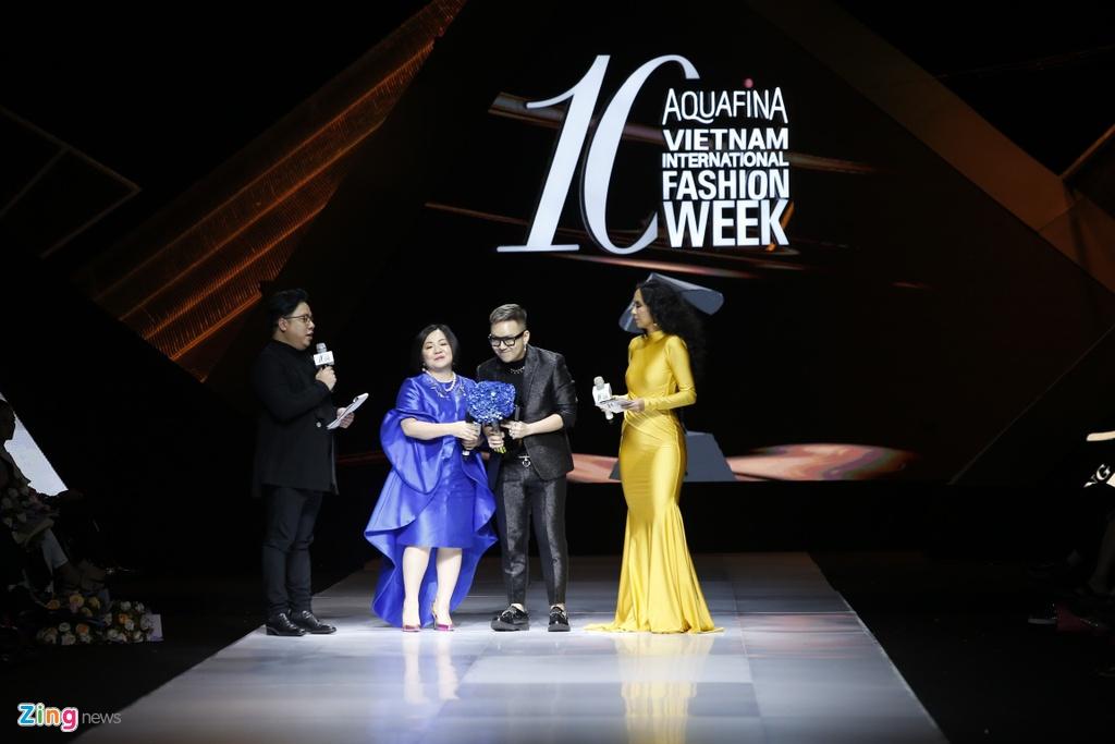Aquafina Vietnam International Fashion Week 2019 anh 21