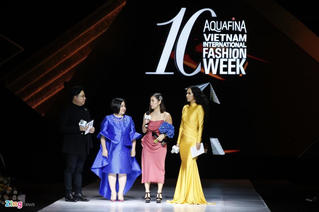 Aquafina Vietnam International Fashion Week 2019 anh 12