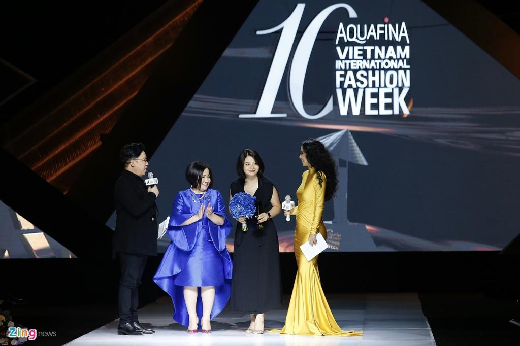 Aquafina Vietnam International Fashion Week 2019 anh 6