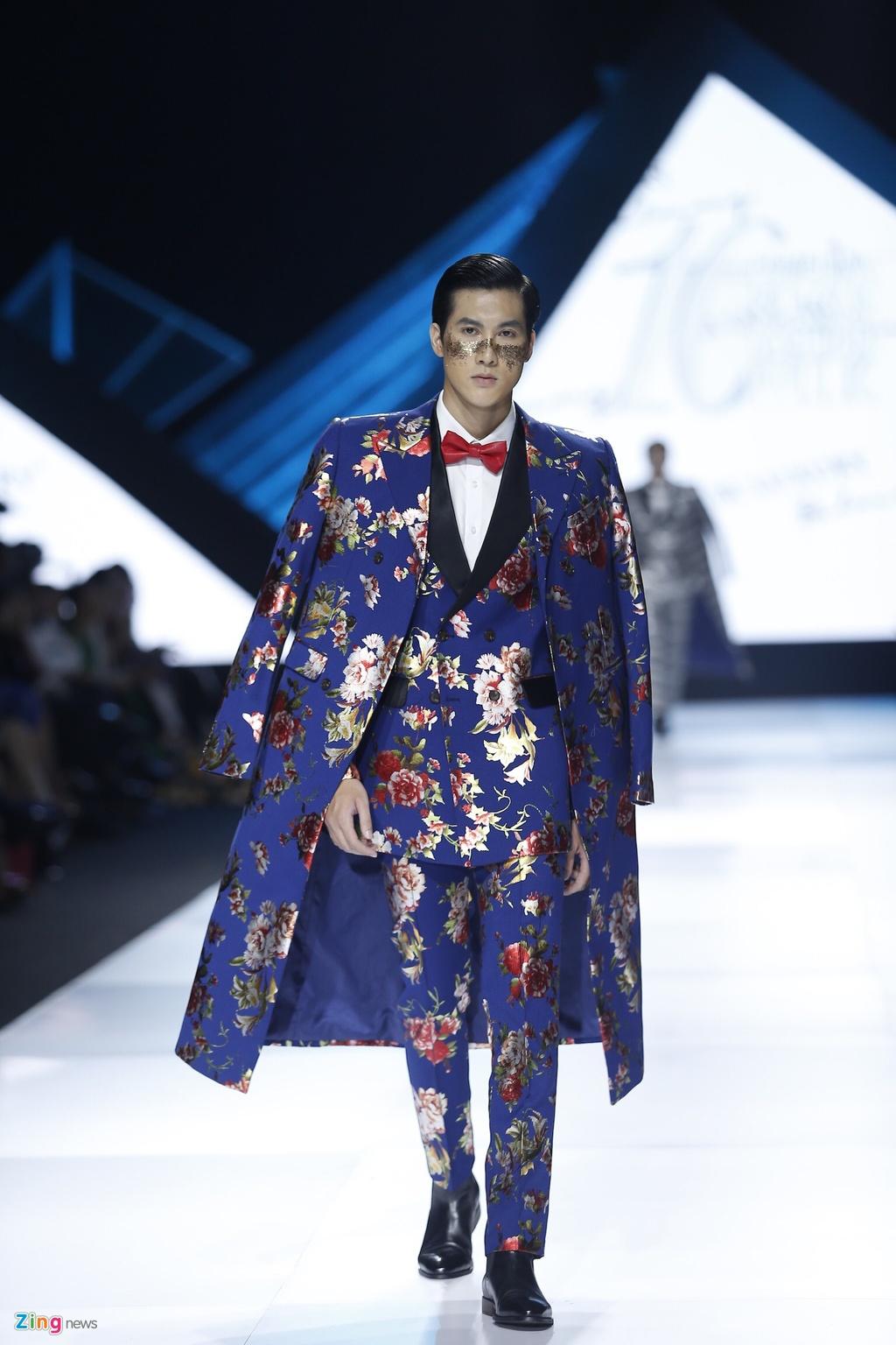 Aquafina Vietnam International Fashion Week 2019 anh 22