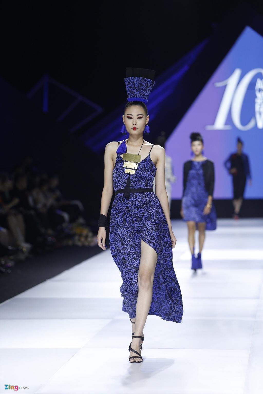 Aquafina Vietnam International Fashion Week 2019 anh 11