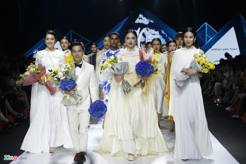 Aquafina Vietnam International Fashion Week 2019 anh 47