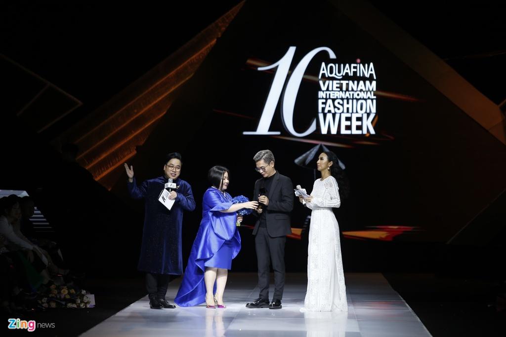 Aquafina Vietnam International Fashion Week 2019 anh 28