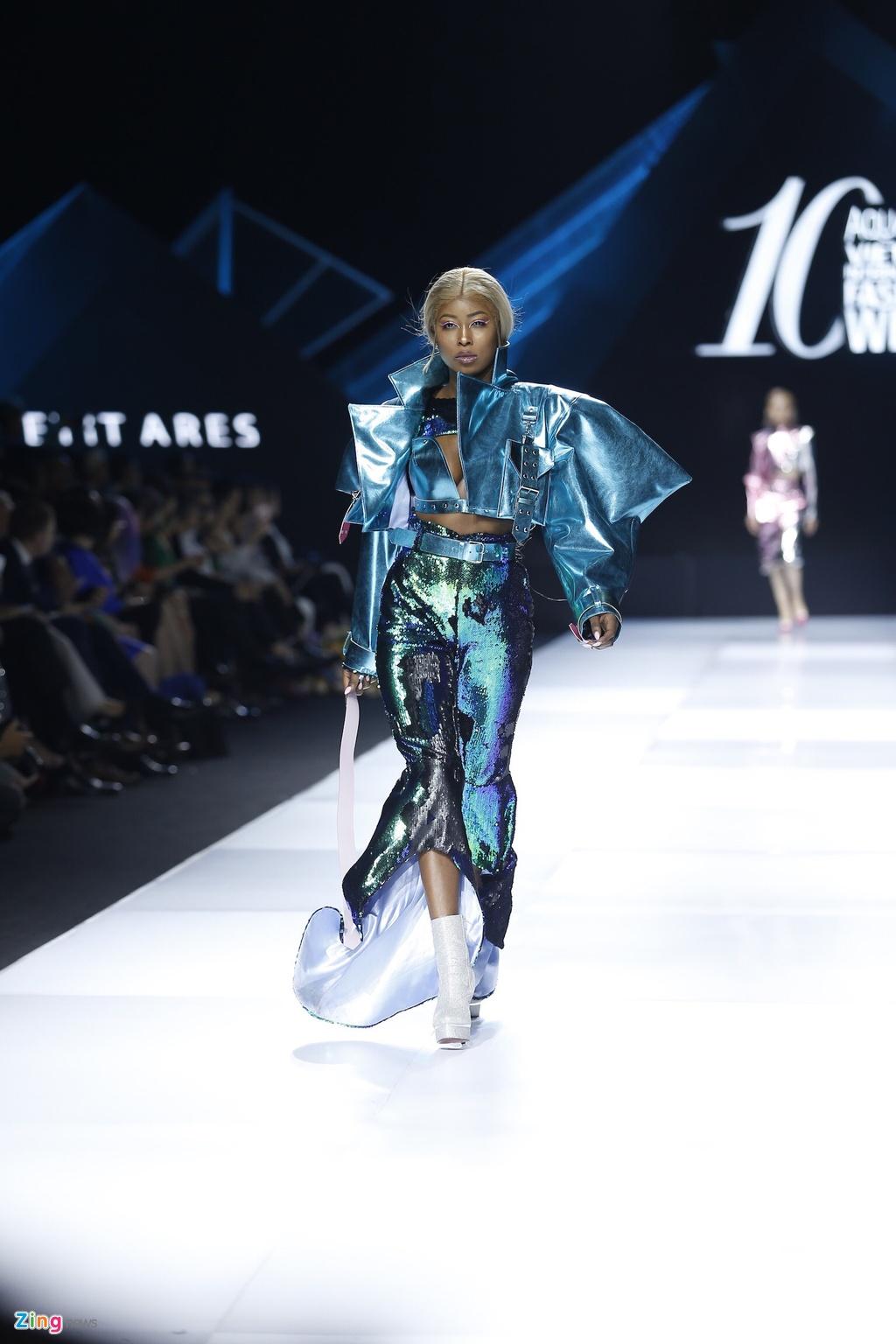 Aquafina Vietnam International Fashion Week 2019 anh 16