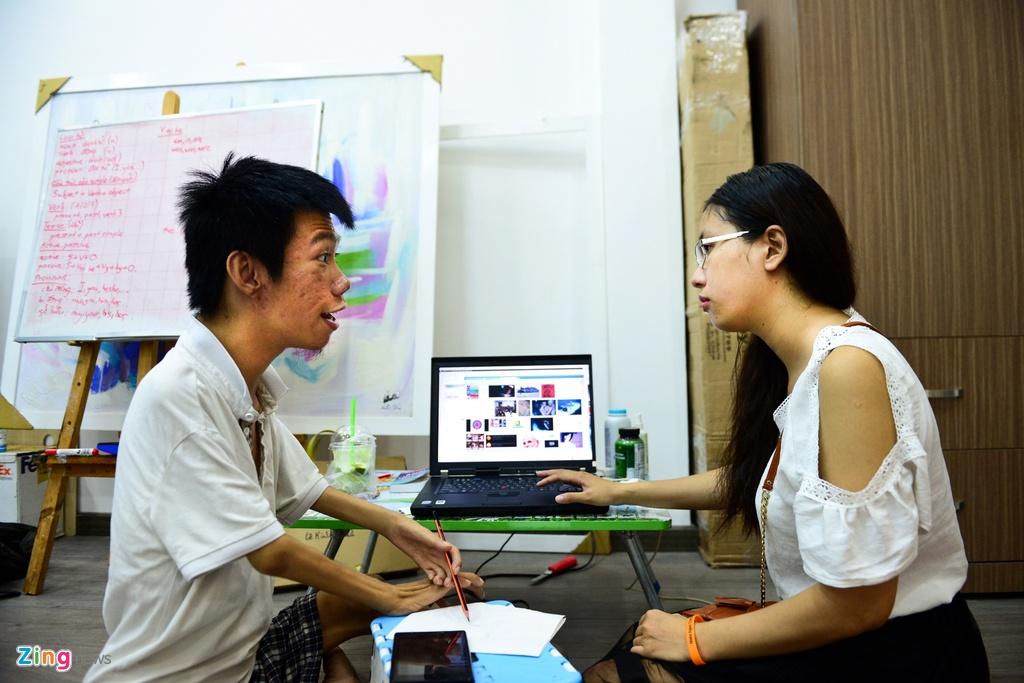 Hoa si Le Minh Chau anh 12