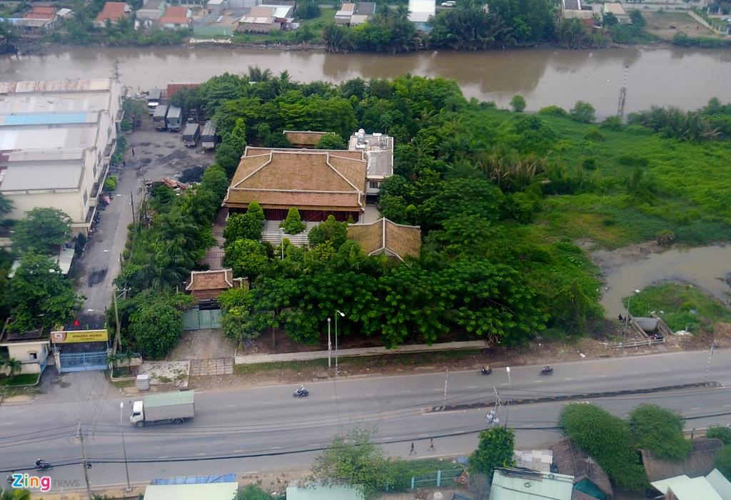 Biet phu Binh Chanh anh 2