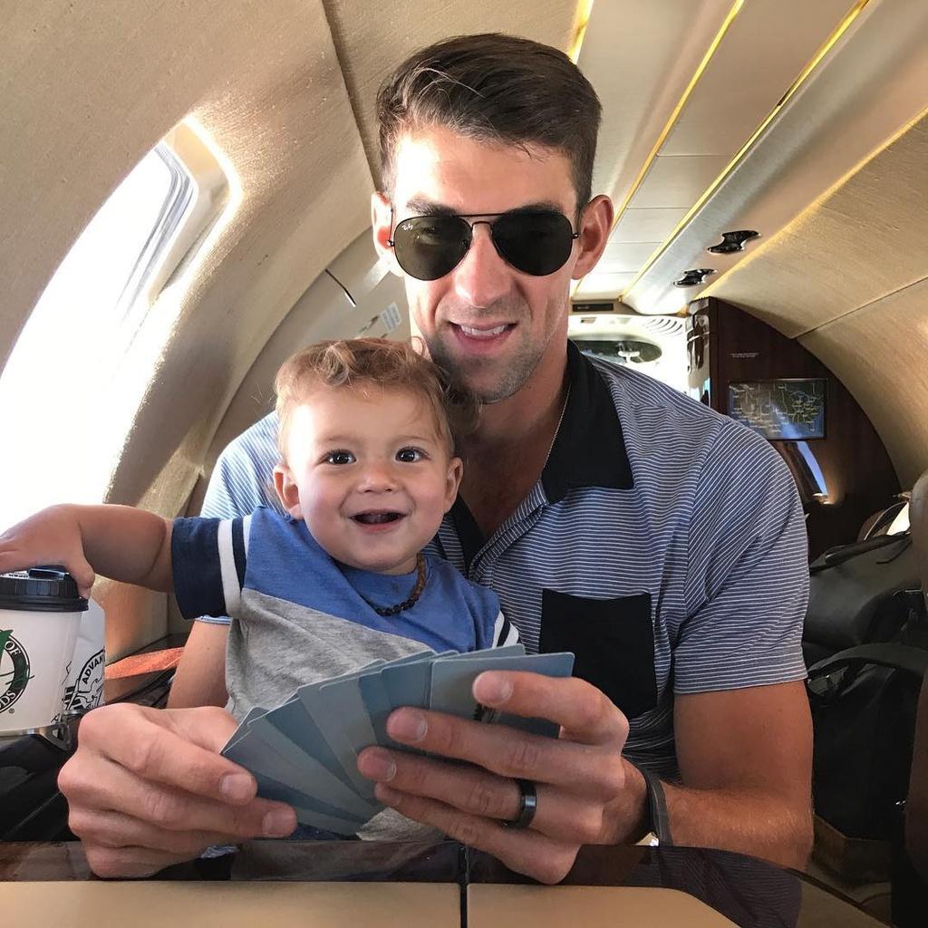 6 ly do con trai Michael Phelps la nhoc ty hot nhat tren mang hinh anh 6