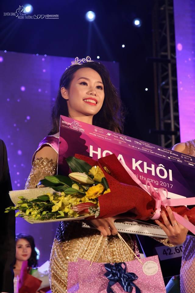 hoa khoi Duyen dang Ngoai thuong 2017 anh 1