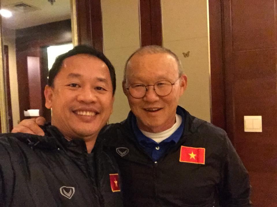 Tro ly ngon ngu HLV Park Hang-seo: 'Cong Phuong da rat vat va' hinh anh 1