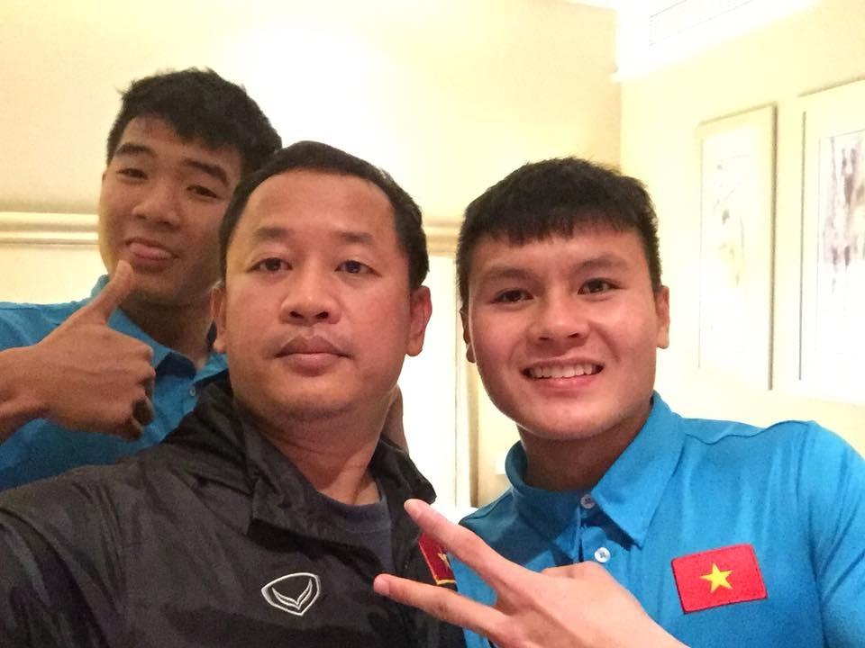 Tro ly ngon ngu HLV Park Hang-seo: 'Cong Phuong da rat vat va' hinh anh 3