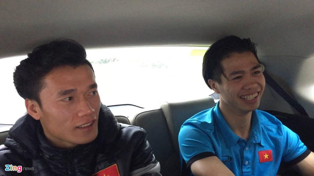 Tien Dung, Cong Phuong: 'Khong the o chung phong du chi mot luc' hinh anh 2
