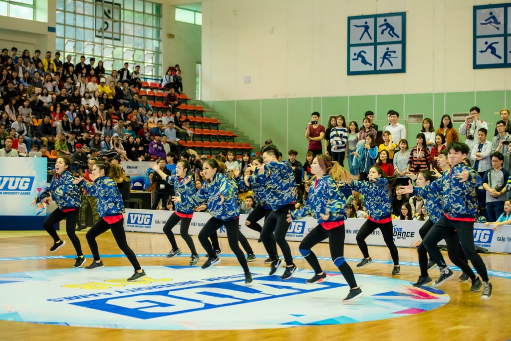 vo dich giai Dance Battle 2018 anh 5