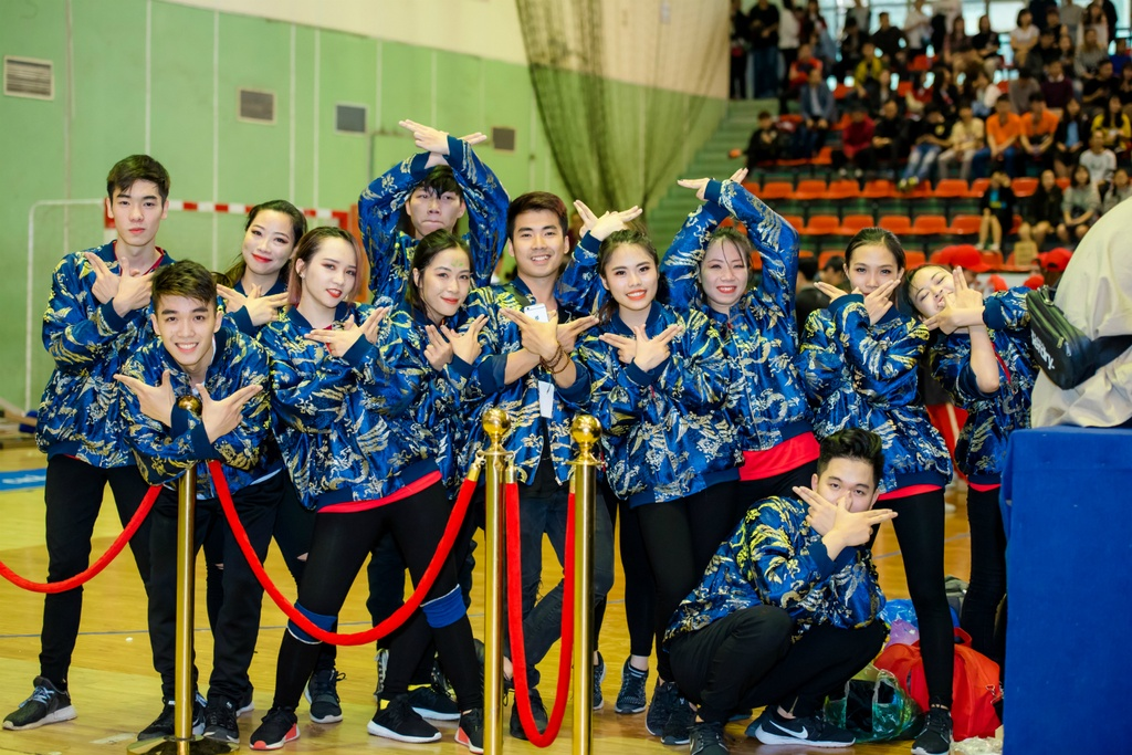vo dich giai Dance Battle 2018 anh 6