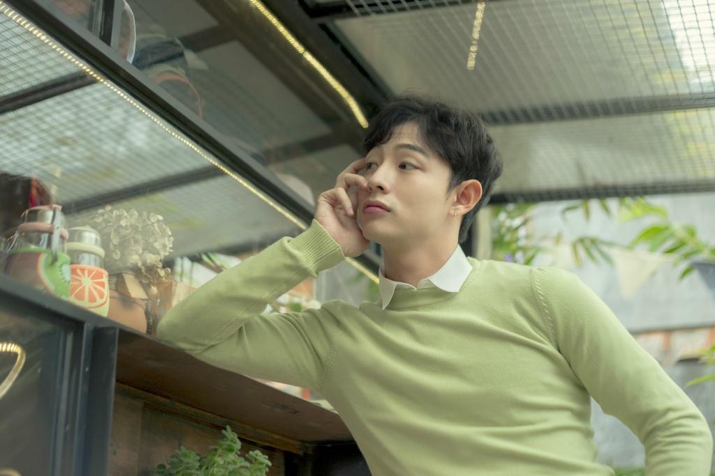 9X dep nhu trai Han duoc tim kiem sau khi tham gia 'Giong ai giong ai' hinh anh 4