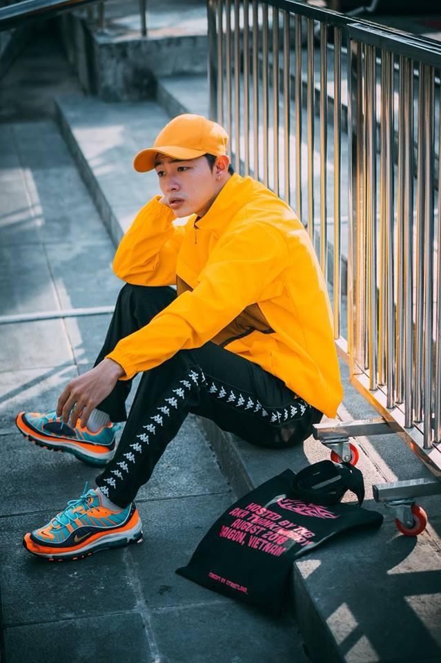 9X dep nhu trai Han duoc tim kiem sau khi tham gia 'Giong ai giong ai' hinh anh 13