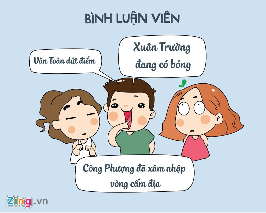 Muon kieu fan bong da: Xem vi co trai dep, thang la phai 'di bao' hinh anh 6