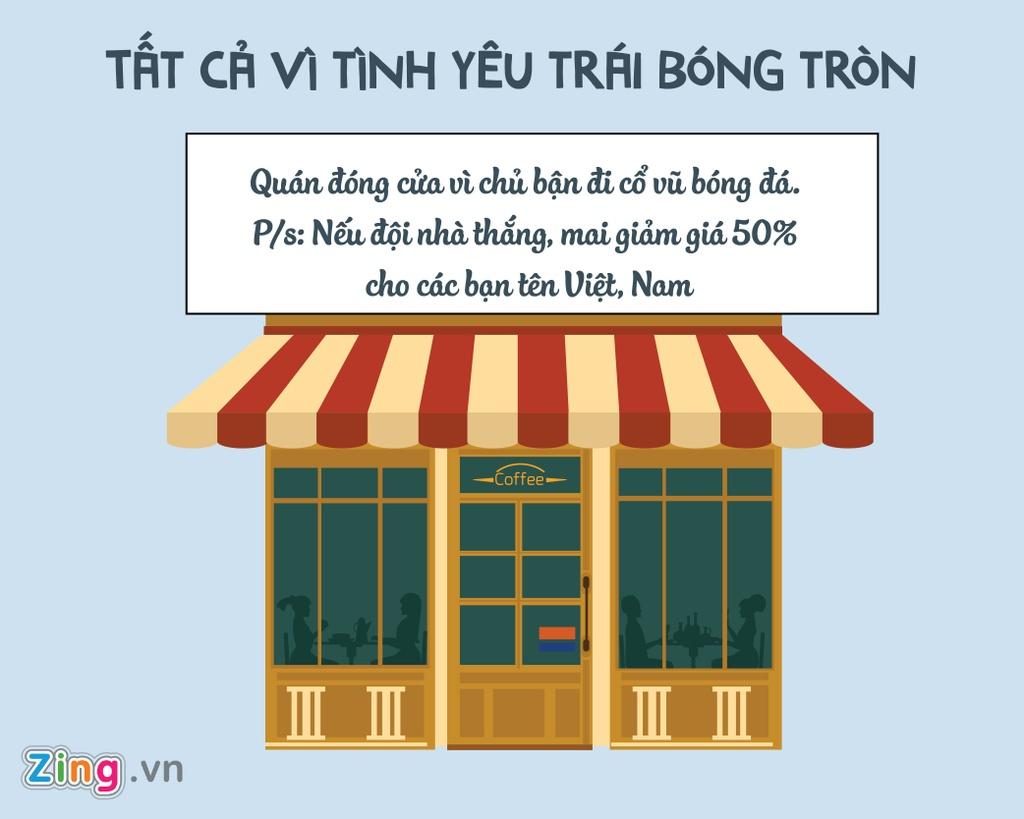 Muon kieu fan bong da: Xem vi co trai dep, thang la phai 'di bao' hinh anh 8