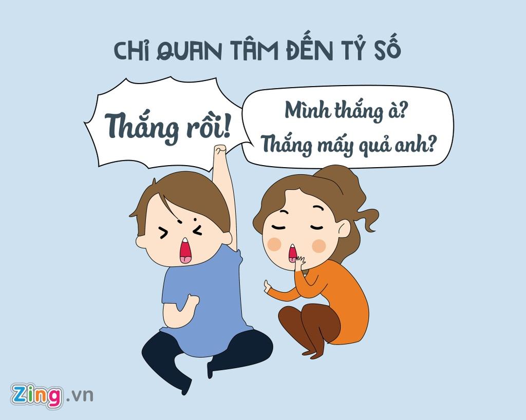 Muon kieu fan bong da: Xem vi co trai dep, thang la phai 'di bao' hinh anh 4