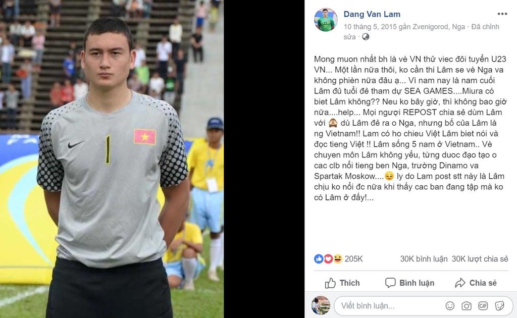 Dang Van Lam: 'Hai dong mau, kien cuong va khong bao gio dau hang' hinh anh 3
