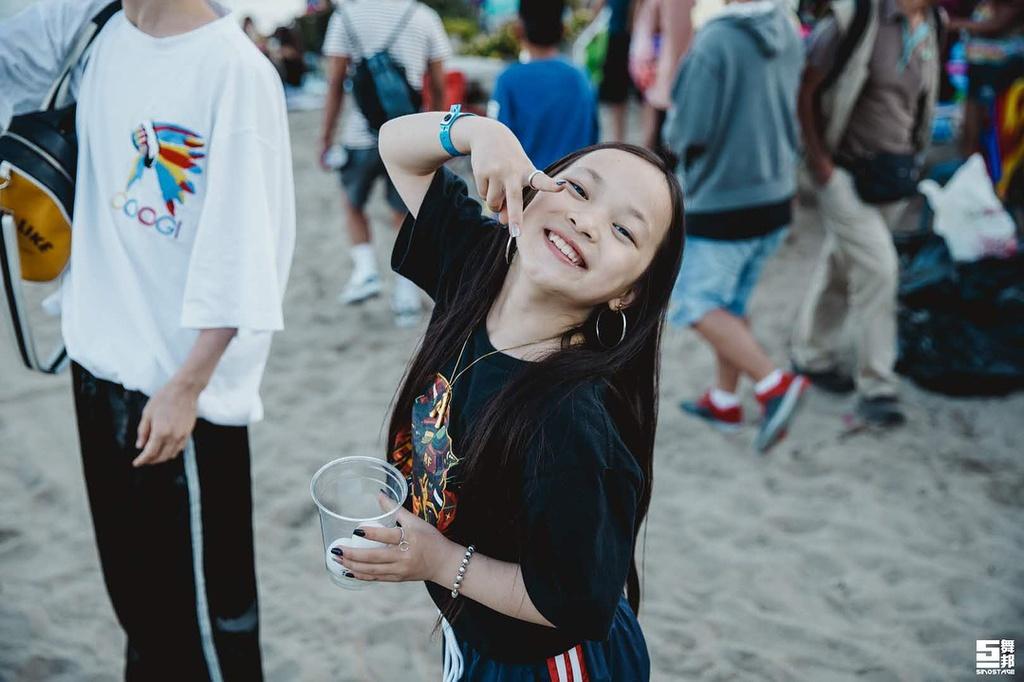 Tai nang nhay hip hop Amy Zhu anh 1