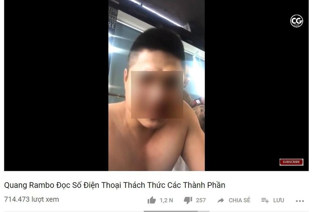 kenh YouTube giang ho anh 2