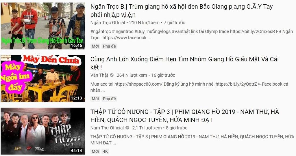 Ung xu sao khi thay nguoi tre me xem YouTube cua 'giang ho mang'? hinh anh 2