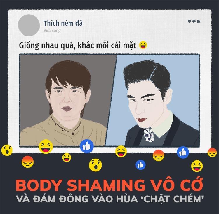 Body shaming vo co: 'Mang xa hoi ma, nghiem tuc qua lam gi' hinh anh 1