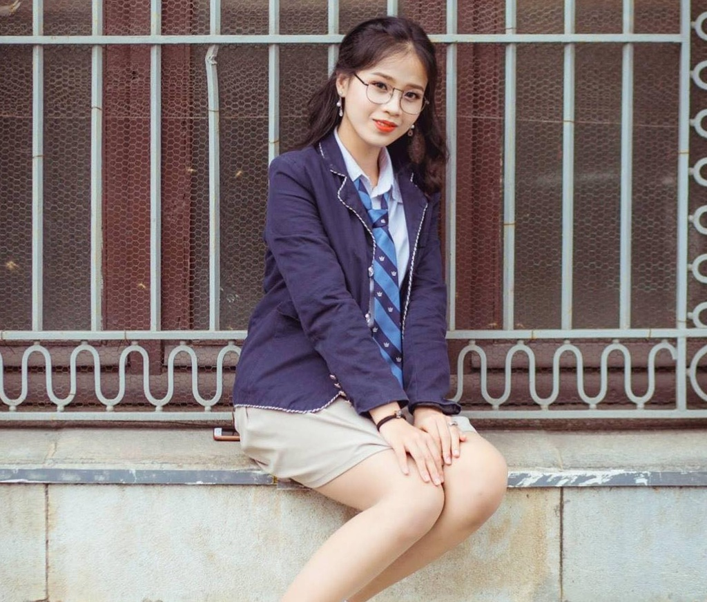 Nu sinh DH Ngoai thuong: 'Khong nghi ung thu den khi moi 19 tuoi' hinh anh 5