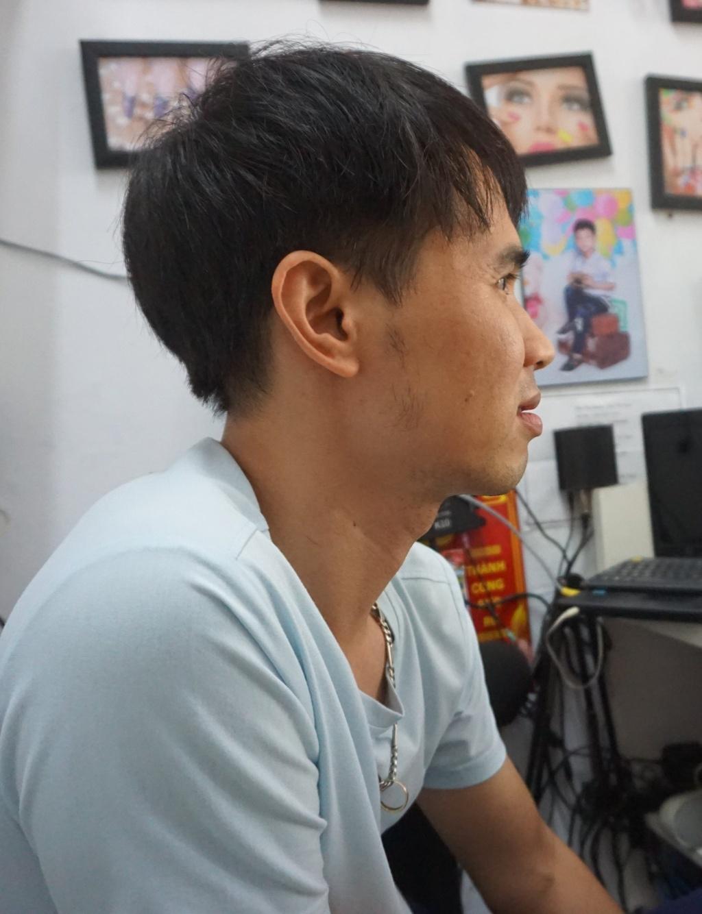 Chang trai liet ca 2 chan cuoi duoc vo nho nhan tin lam quen qua MXH hinh anh 3 1588ede65515af4bf604_1.jpg