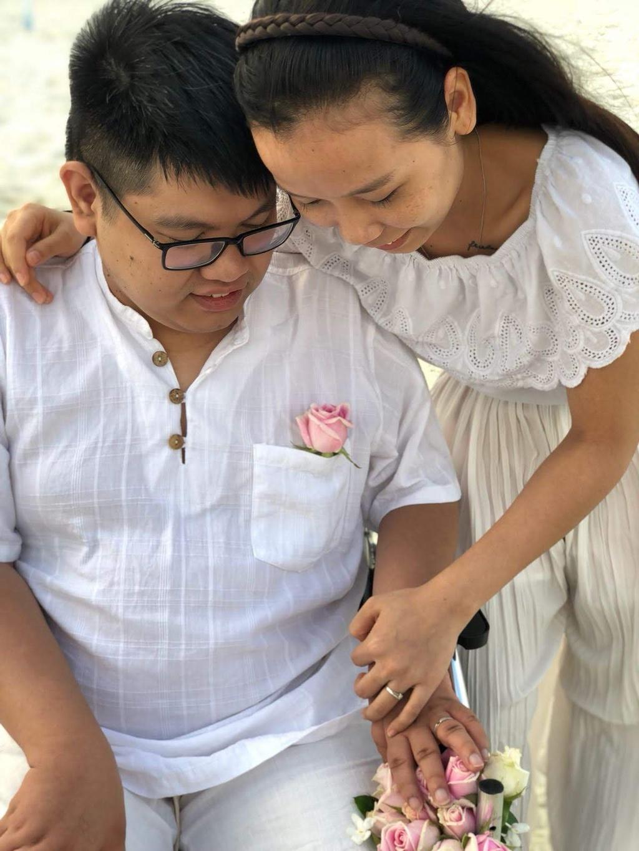 chuyen tinh cua chang trai Bac Giang liet hai chan anh 3
