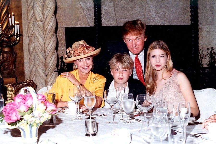 thoa thuan tien hon nhan cua ong Trump va ba Melania anh 3