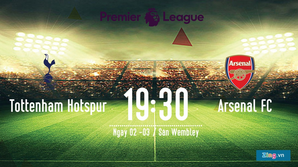 Tottenham vs Arsenal: Kane va Aubameyang tranh tien dao so 1 London hinh anh 1