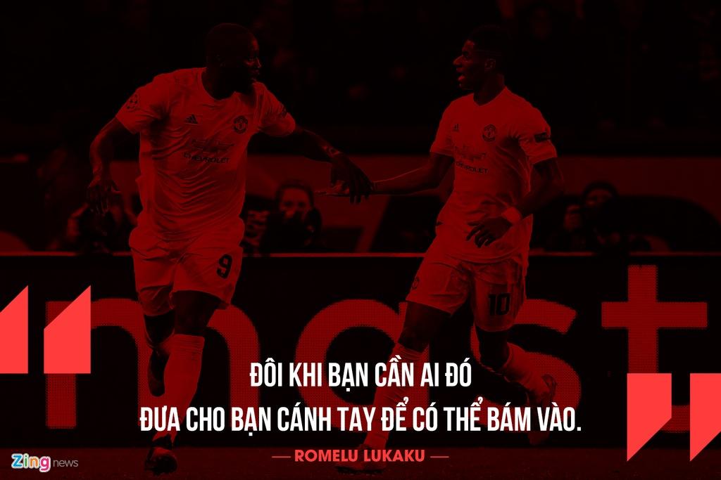HLV Solskjaer,  PSG vs Man Utd,  Lukaku,  Rashford,  MU anh 8