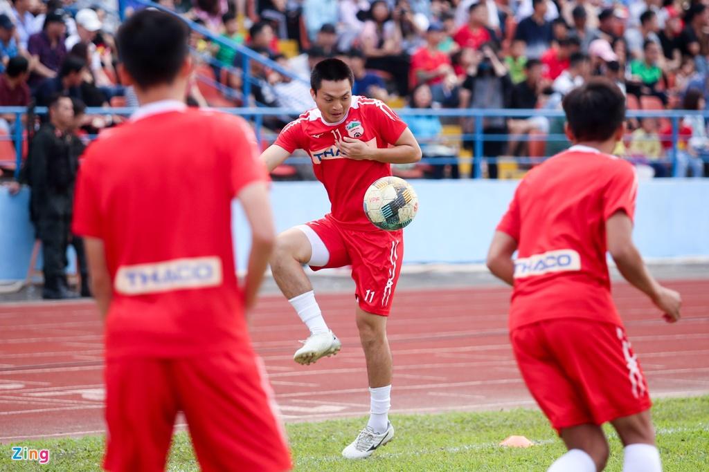 HAGL,  Van Toan,  Tuan Anh,  V.League 2019,  Hai Phong anh 1