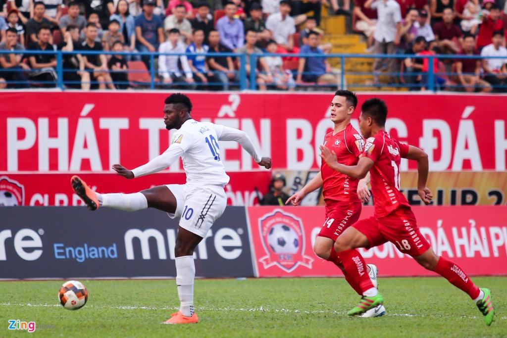 HAGL,  Van Toan,  Tuan Anh,  V.League 2019,  Hai Phong anh 2