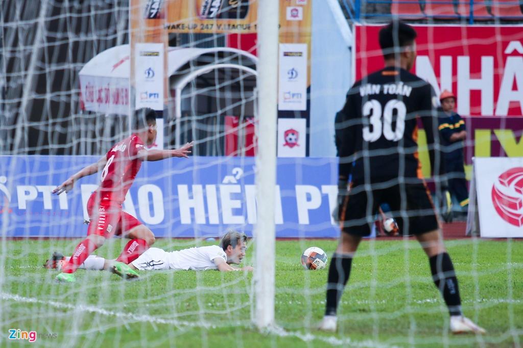 HAGL,  Van Toan,  Tuan Anh,  V.League 2019,  Hai Phong anh 5