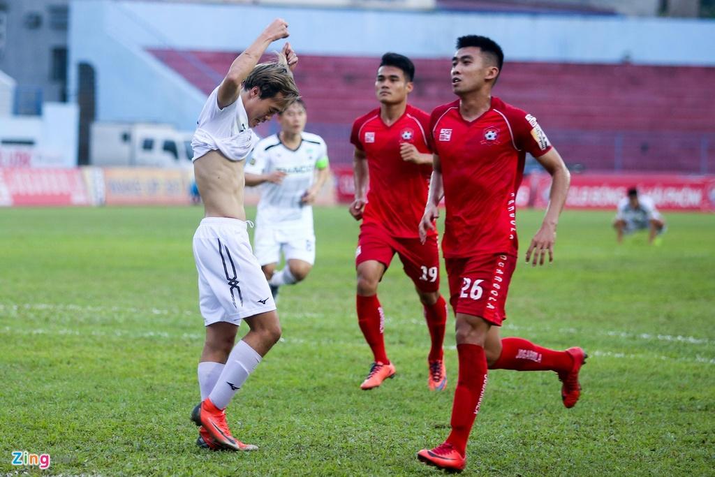 HAGL,  Van Toan,  Tuan Anh,  V.League 2019,  Hai Phong anh 6