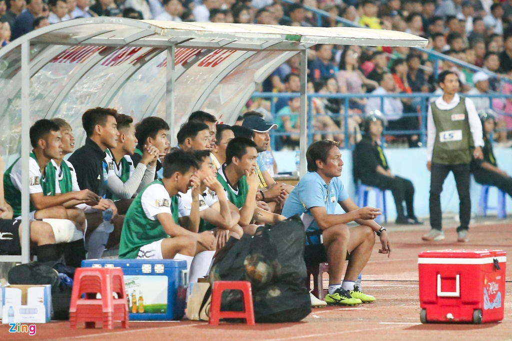 HAGL,  Van Toan,  Tuan Anh,  V.League 2019,  Hai Phong anh 7