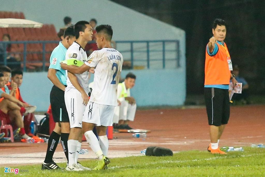 HAGL,  Van Toan,  Tuan Anh,  V.League 2019,  Hai Phong anh 9