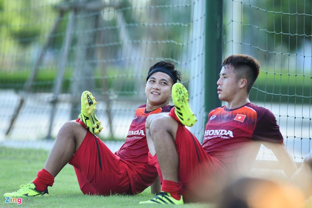 Martin Lo va dan cau thu 'soai ca' cua U23 Viet Nam hinh anh 2