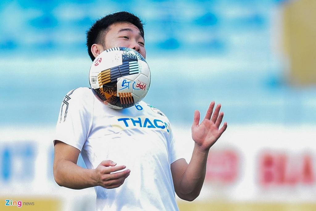 Xuan Truong, Tuan Anh tu tin truoc dai chien gap CLB Ha Noi hinh anh 2